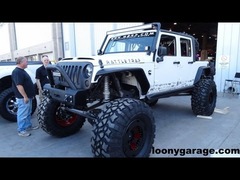 Jeep JK Project Rattle Trap