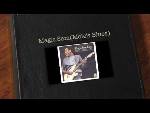 Magic Sam(Mole's Blues)