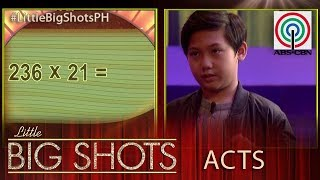 Little Big Shots Philippines: Vaughn | 10-year-old Math-Tinik