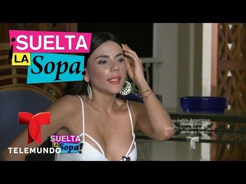 Suelta La Sopa | Carolina Gaitán habla del momento más triste que ha vivido | Entretenimiento
