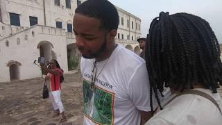 Jay & Ernestine Morrison Tour Elmina Castle [2019]