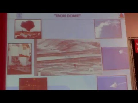 Iron Dome - Kipat Barzel and David Sling - Sharvit Ksamim Missile defense systems