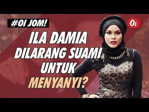 Ila Damia Dilarang Suami Untuk Menyanyi?