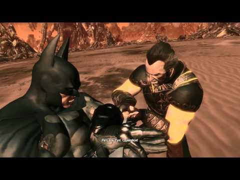 Прохождение игры Batman Arkham City часть 19
