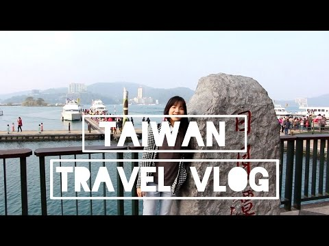 TAIWAN TRAVEL VLOG: Part 2(台湾旅遊景点) 2015