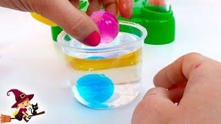Ciencia y Experimentos para Niños con Mejores Juguetes