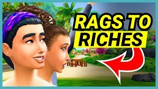 These Sims will buy anything I sell them! - 🌴 Rags to Riches (Part 12)
