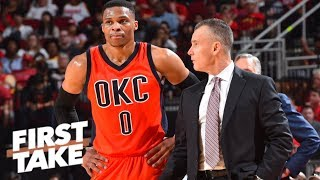 Stephen A: Billy Donovan not 'the right guy' to coach Thunder | First Take