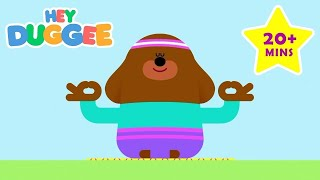 Exercise with Duggee! - 20 Minutes - Duggee's Best Bits - Hey Duggee