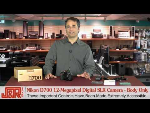 0 Nikon D700 12 Megapixel Digital SLR Camera   Body Only