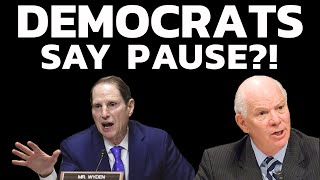 NOW THE  SENATE DEMOCRATS ARE SAYING PAUSE?! Second Stimulus Check UPDATE || Friday May 29th