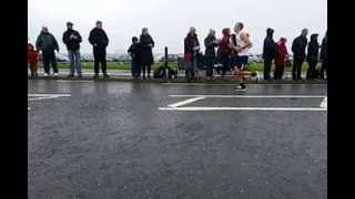 Great North Run 2013 massed runners slow motion