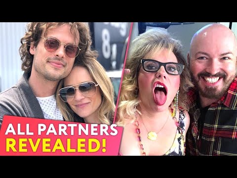 The Real Life Couples Of Criminal Minds Cast Revealed | ⭐OSSA