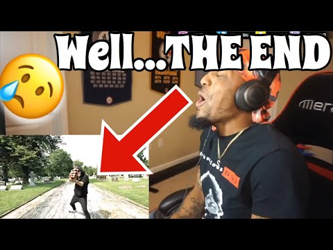 THE END OF THE JANITOR...  | GAWNE - END GAME (DAX DISS) (REACTION!!!)