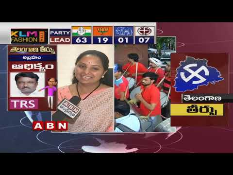 Kalvakuntla Kavitha Face to Face with ABN Over Telangana Poll Results | ABN Telugu