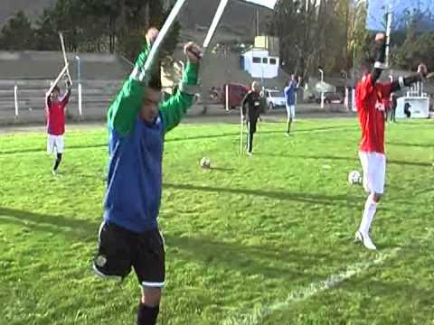 Futbol Amputados en Esquel