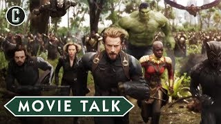 Avengers: Infinity War Trailer Released - Movie Talk