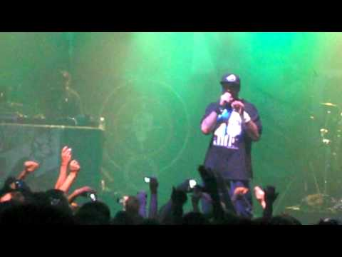 Cypress Hill - Hit from the bong live (La Cigale - 2010)