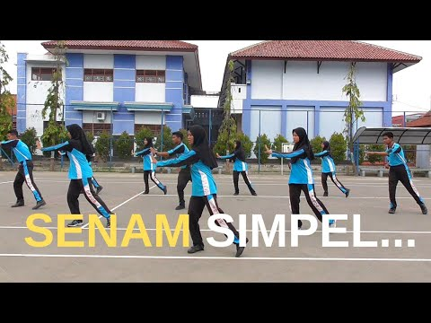 The Best Senam Irama 2018 - SMA Negeri 2 Brebes
