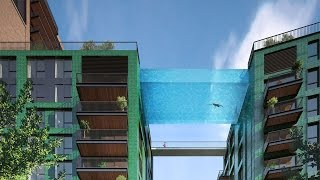 10 Coolest Suspended Pools