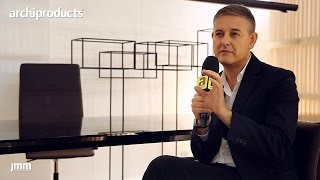 ORGATEC 2016 | JMM - Mario Ruiz, Francesc Rifé Studio