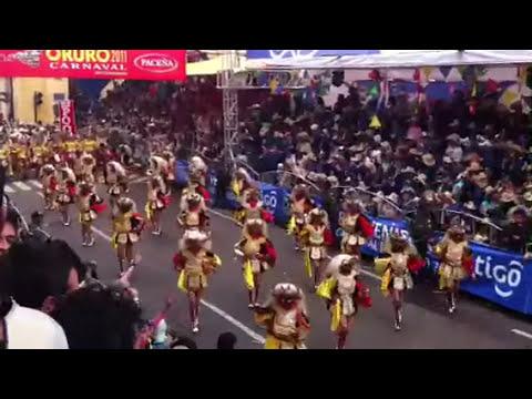 CARNAVAL DE ORURO 2011-