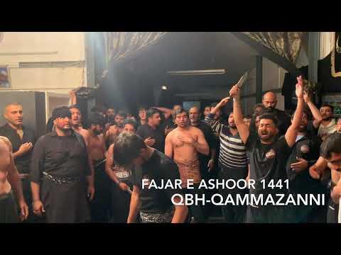 Qamma Zanni -QBH FAHAR E ASHUR 1441/2019