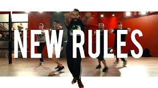 Dua Lipa - New Rules | Choreography with Nico O' Connor