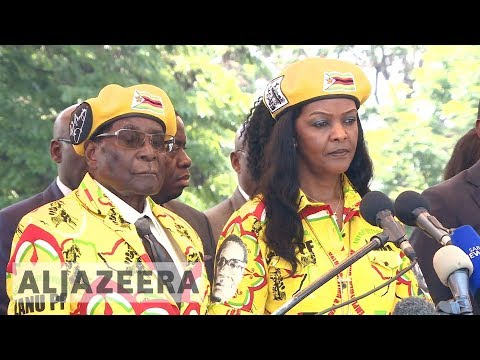 Zimbabwe war veterans rally to demand Mugabe step down