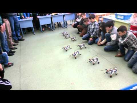 Семейная олимпиада по LEGO конструированию