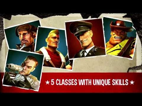 Blitz Brigade - The Official Game - Launch Trailer