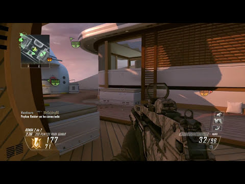 Nuevo Camuflaje Advanced Warfare - Black Ops 2