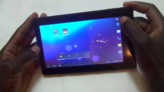 LELE RAOUL; Presentation Tablet Android 3G CAMEROUNAISE.