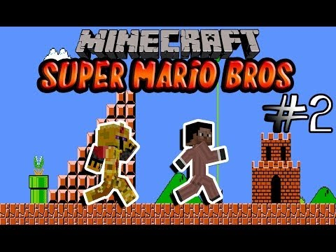 FR Super Mario Bros Map 02Minecraft 1.7.4