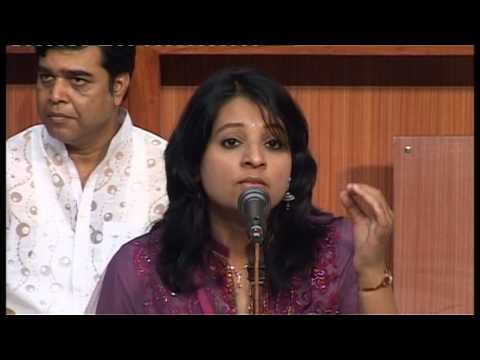 Aj Jaane Ki Zid Na Karo- Live Performance By Shruti Sargam video