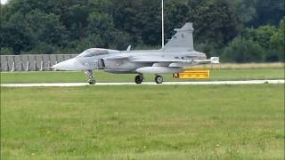 JAS-39  Gripeny  Pardubice