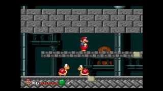 Mega Drive Longplay [185] Super Mario World (Unlicensed)