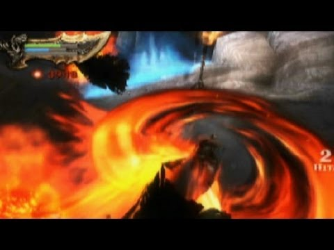 Classic Game Room - GOD OF WAR: GHOST OF SPARTA review for PSP