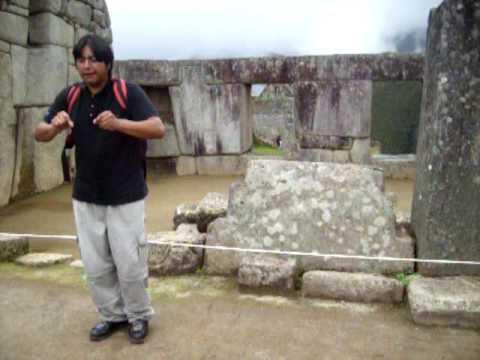 El significado de la Chakana (cruz Andina)