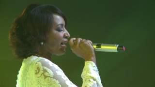 Nancy Amancio l Corazon de Guerrera l Video Live 2016