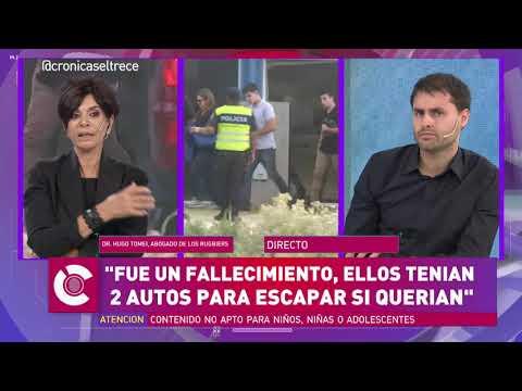 """El conmovedor mensaje de la novia de Fernando en el día que cumplirían su primer aniversario: """"Salamín, te amo"""""""