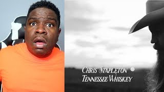 First Time Hearing Chris Stapleton Tennessee Whiskey Audio Reaction