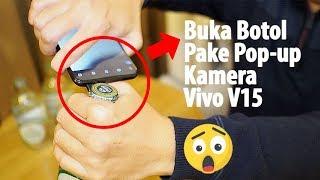 VIVO V15 INDONESIA, Test Durabilitas 32MP Pop-Up Camera!!
