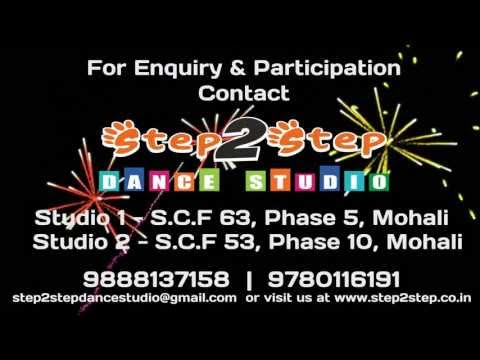 nachange saari raat a dance show by step2step dance studiomohali...