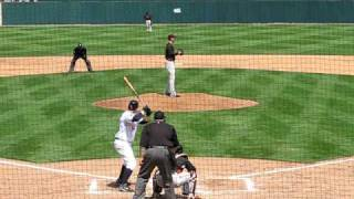 Joe Crede Home Run Minnesota Twins Spring Training