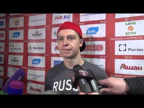 """""""Кучеров зовет меня в НХЛ"""" (интервью Гусева)"""