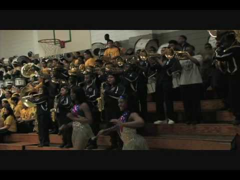 WestBury High School - SMACKDOWN BOTB - 2010