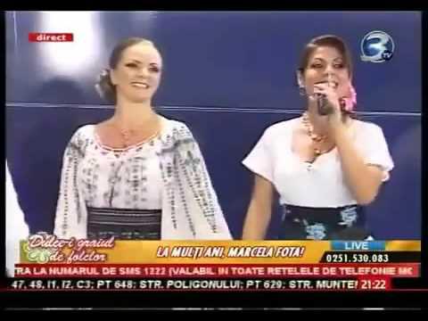 Violeta Constantin Petrecere LIVE la TVF melodii de petrecere, nunta ,chef video live
