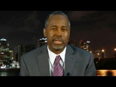 Carson: Why aren't we talking about the carnage in Chicago?