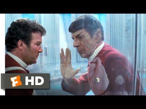 Spock Dies - Star Trek: The Wrath Of Khan (6/8) Movie CLIP (1982) HD